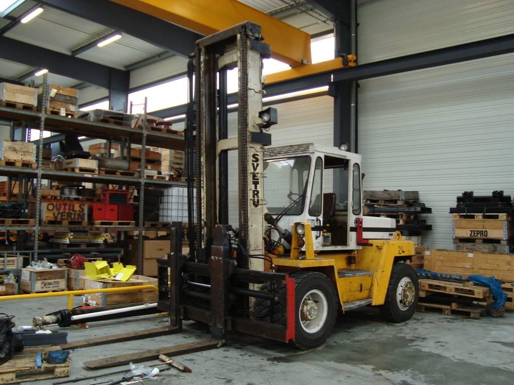 Svetruck 960, Diesel trucks, Material Handling