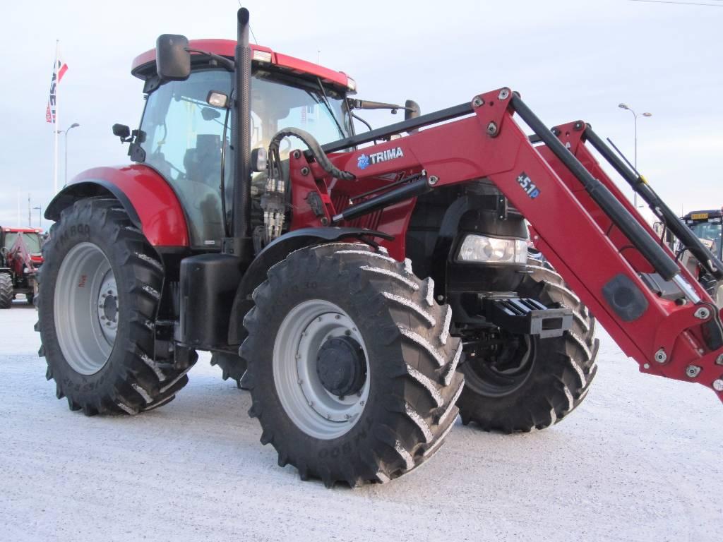Case IH Puma 160 CVX, Traktorit, Maatalous