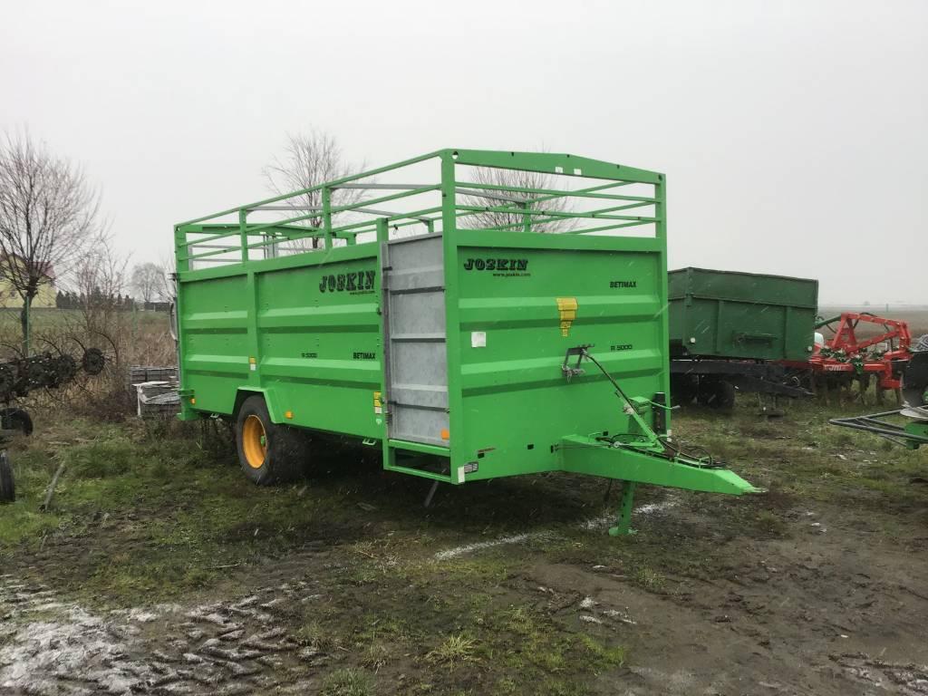 Joskin BETIMAX, Inne przyczepy, Maszyny rolnicze