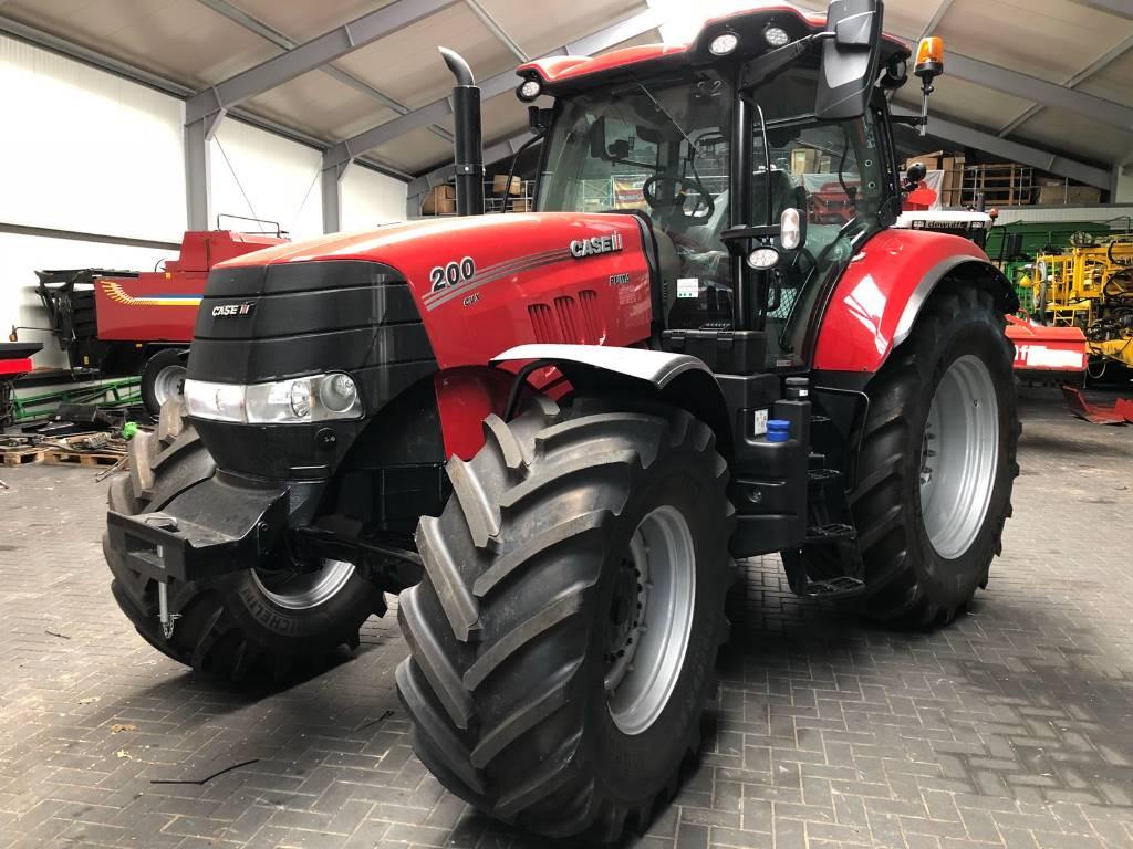 Case IH Puma 200 CVX, Tractoren, Landbouw