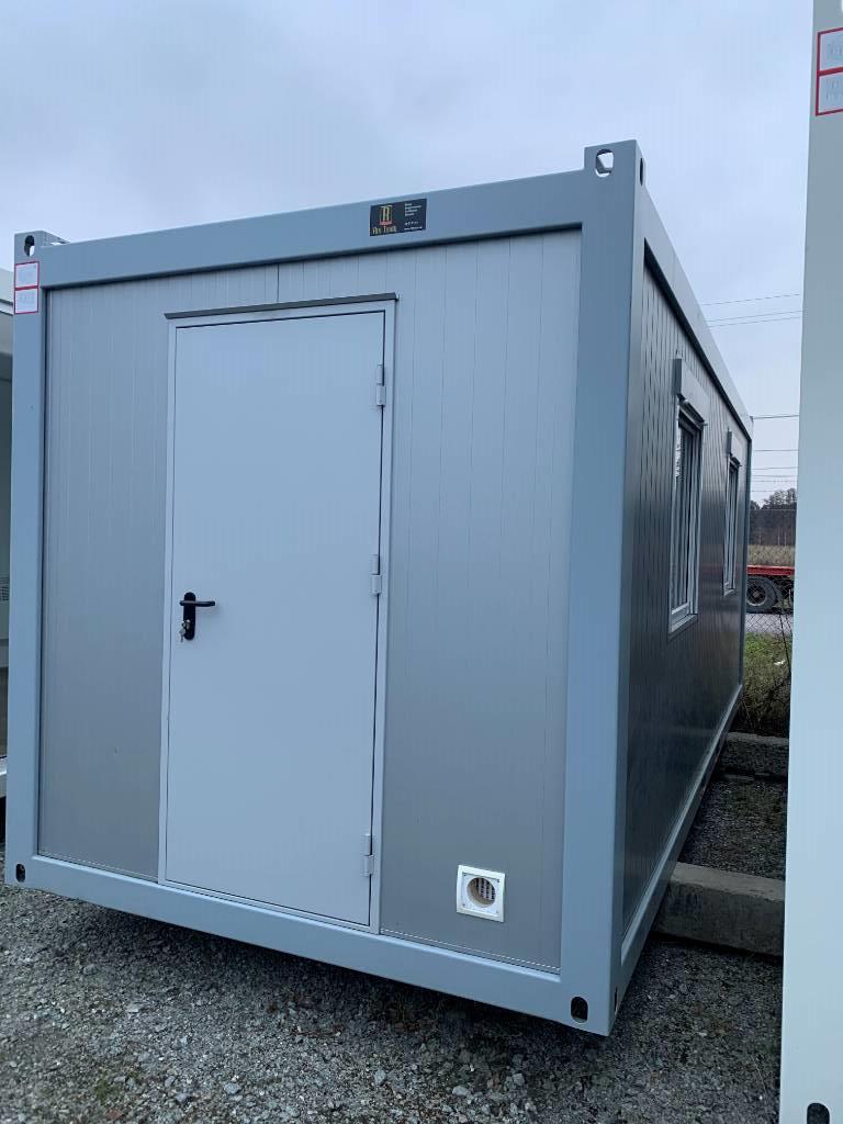 [Other] Kontorsmodul 20f 6x2,5x2,5m, Specialcontainers, Transportfordon