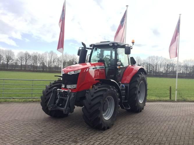 Massey Ferguson 7719 Exclusive Dyna-VT, Tractoren, Landbouw
