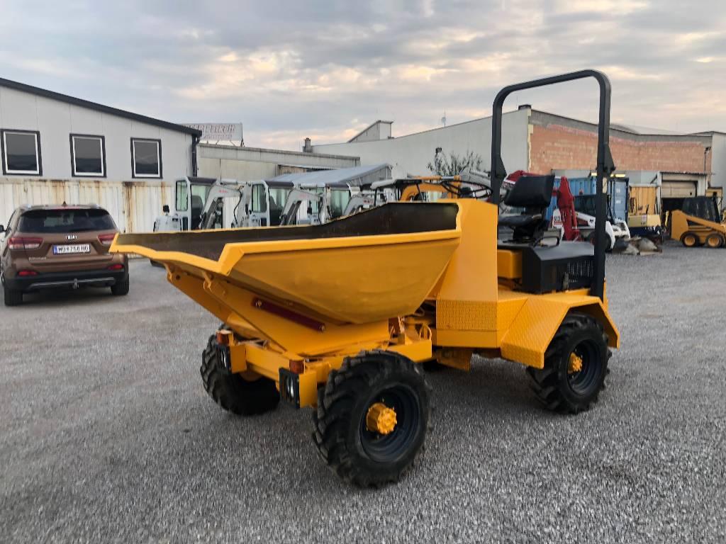 Neuson DHK 4300, Dumper - Knickgelenk, Baumaschinen