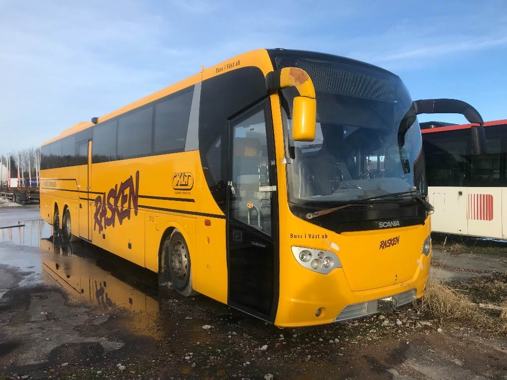 Scania K 340/For parts, Coaches, Trucks and Trailers