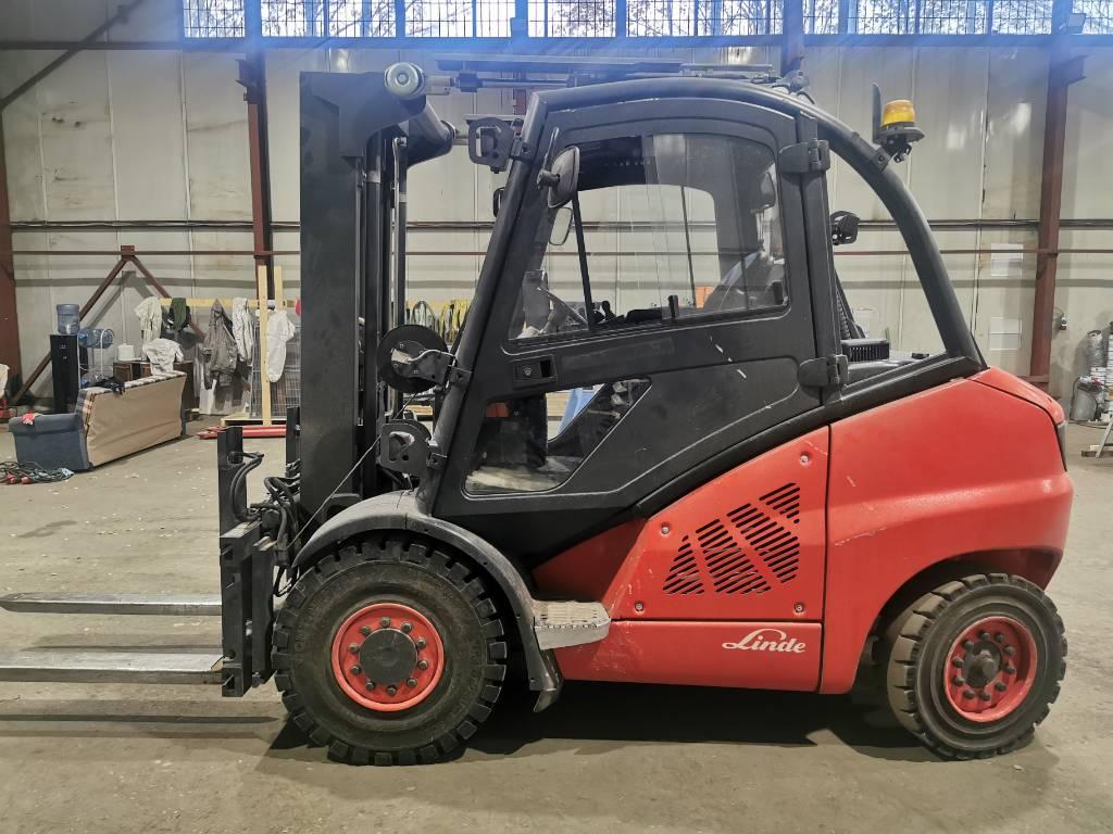 Linde H45D/394, Diesel trucks, Material Handling