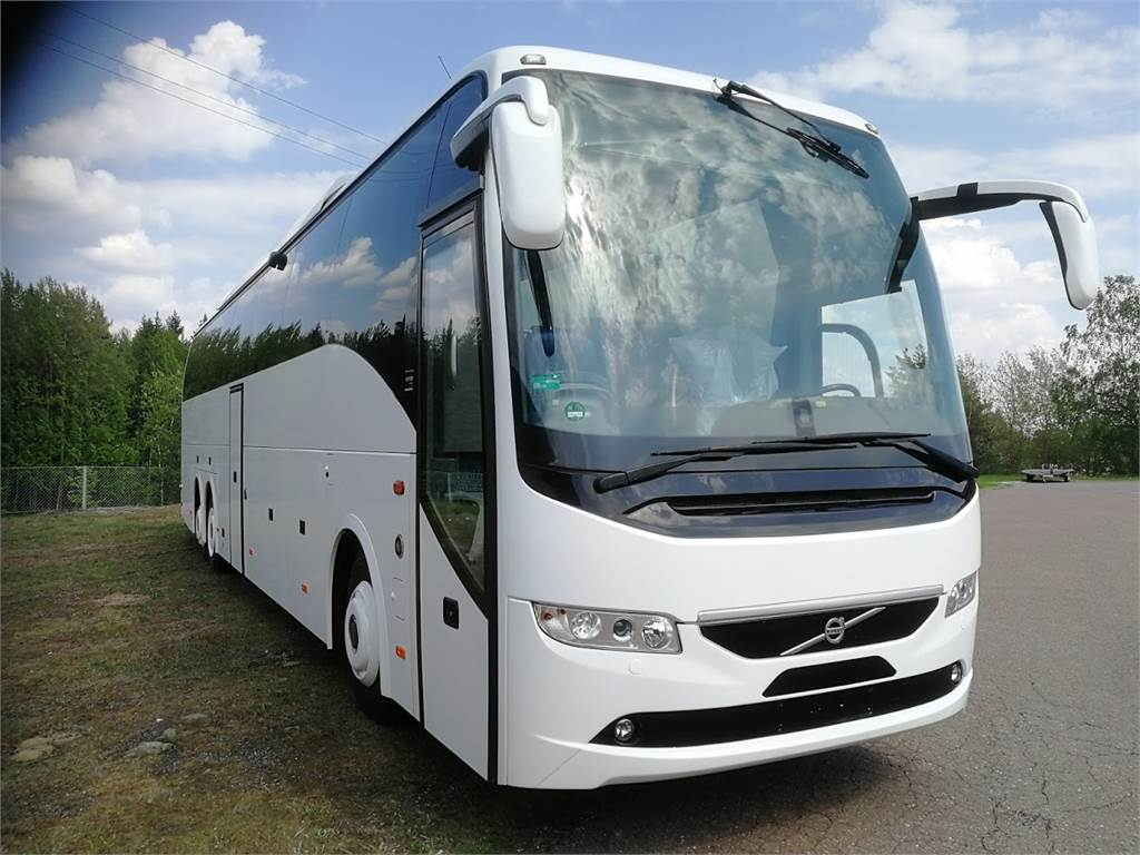Volvo 9700/3, Coaches, Vehicles