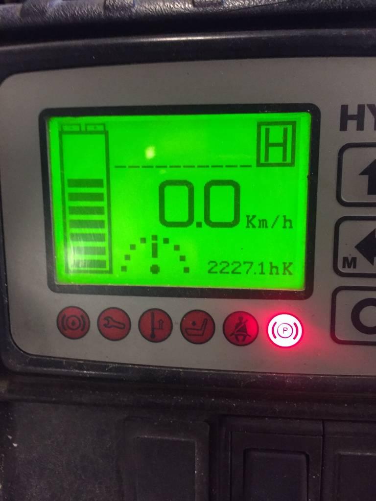 Hyundai 15BTR-9, Elektro Stapler, Flurförderzeuge