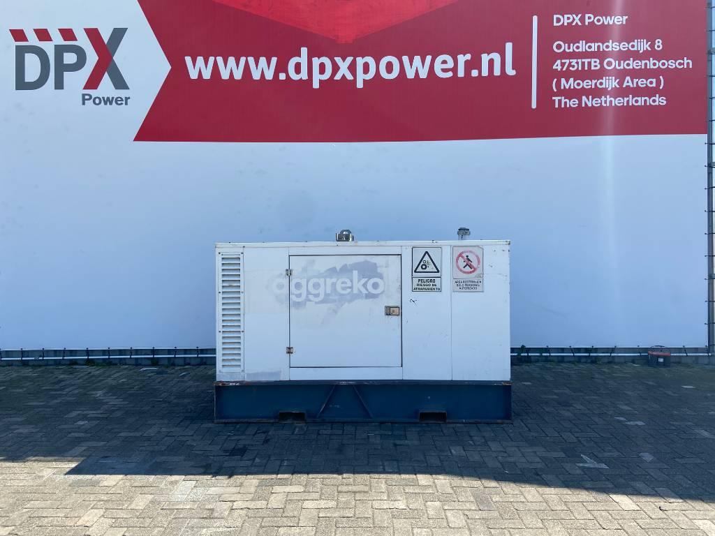 Iveco NEF45SM1A - 60 kVA Generator - DPX-12022, Diesel generatoren, Bouw