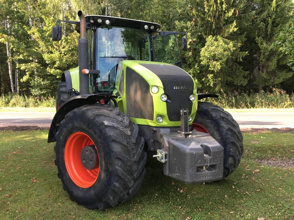 CLAAS Axion 950 Cmatic, Traktorit, Maatalouskoneet