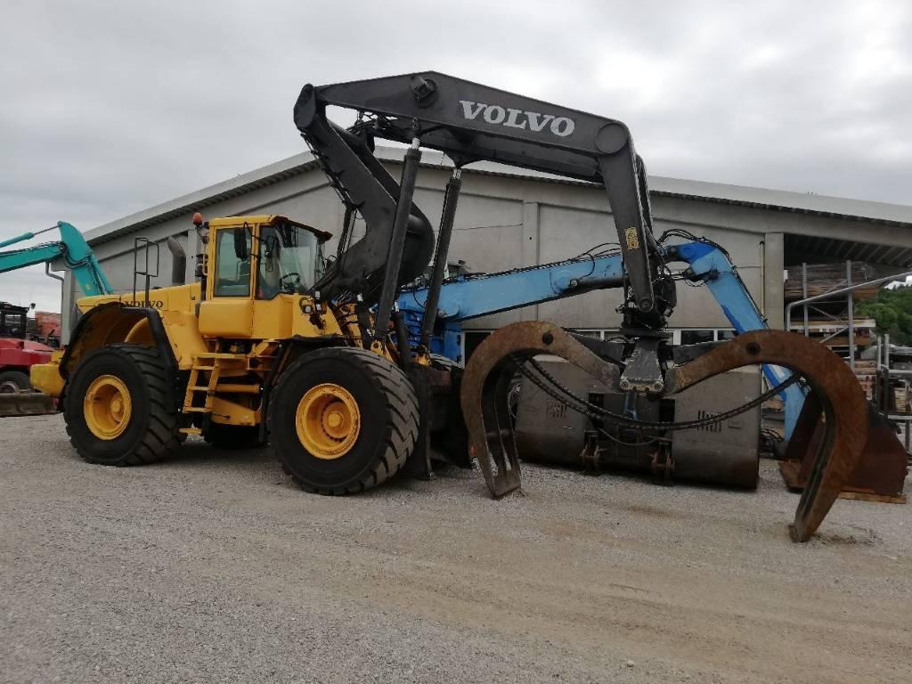 Vovlo L180EHL, Wheel Loaders, Construction Equipment