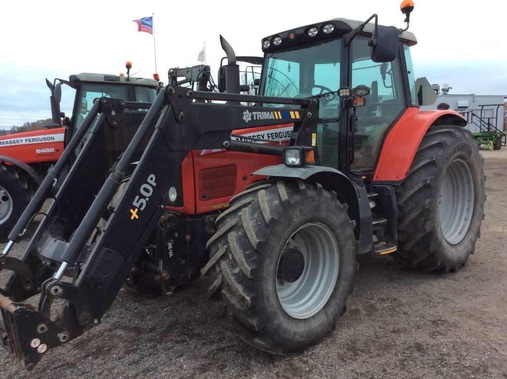 Massey Ferguson MF 6480, Traktorer, Lantbruk