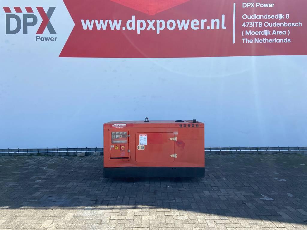 Himoinsa HYW35 - Yanmar - 35 kVA Generator - DPX-12184, Diesel generatoren, Bouw