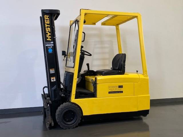 Hyster J2.00XMT (750), Electric counterbalance Forklifts, Material Handling