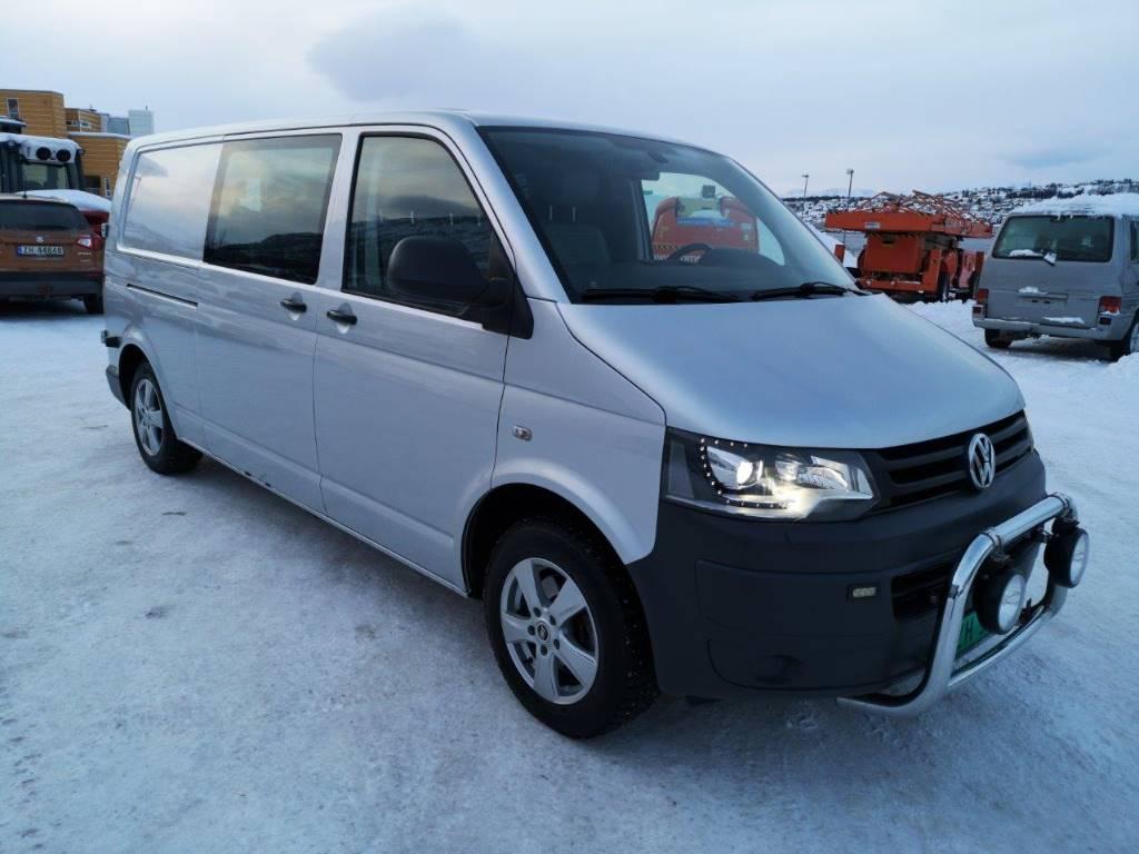Volkswagen Transporter 4-Motion, Lang, innredet servicebil, Varebiler, Transport