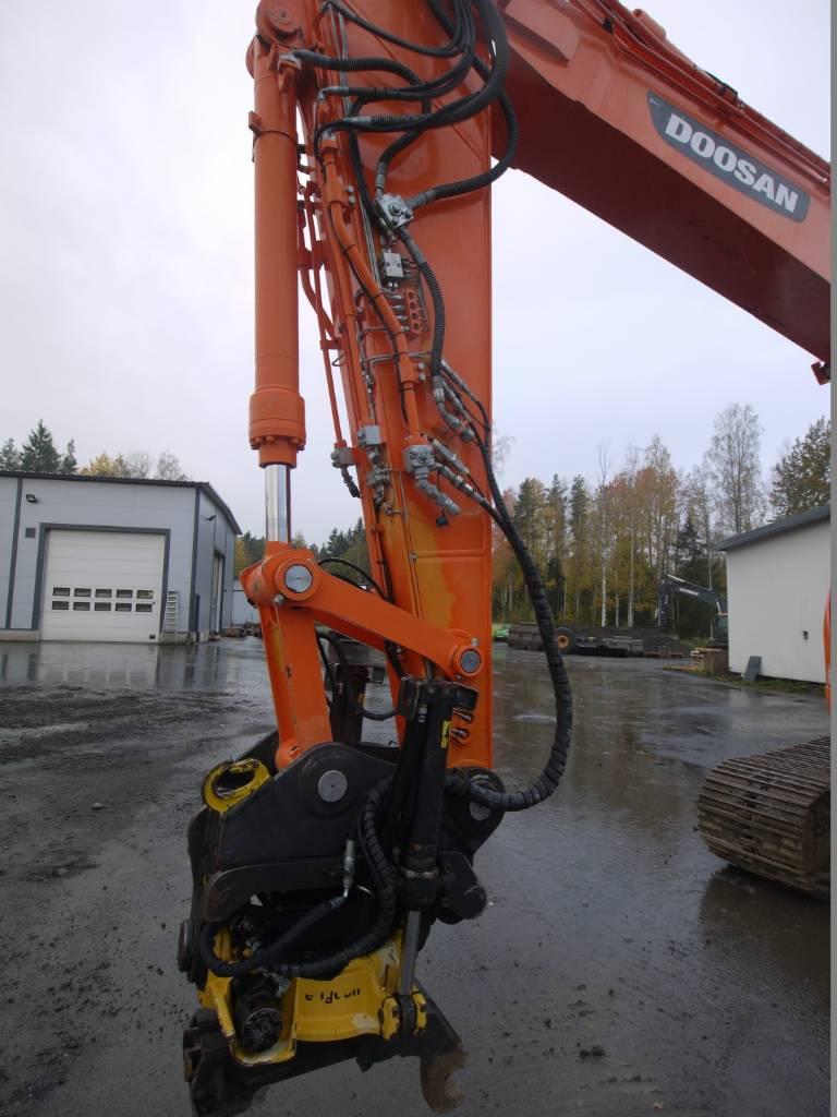 Doosan DX 235 LCR / Kempele, Telakaivukoneet, Maarakennus