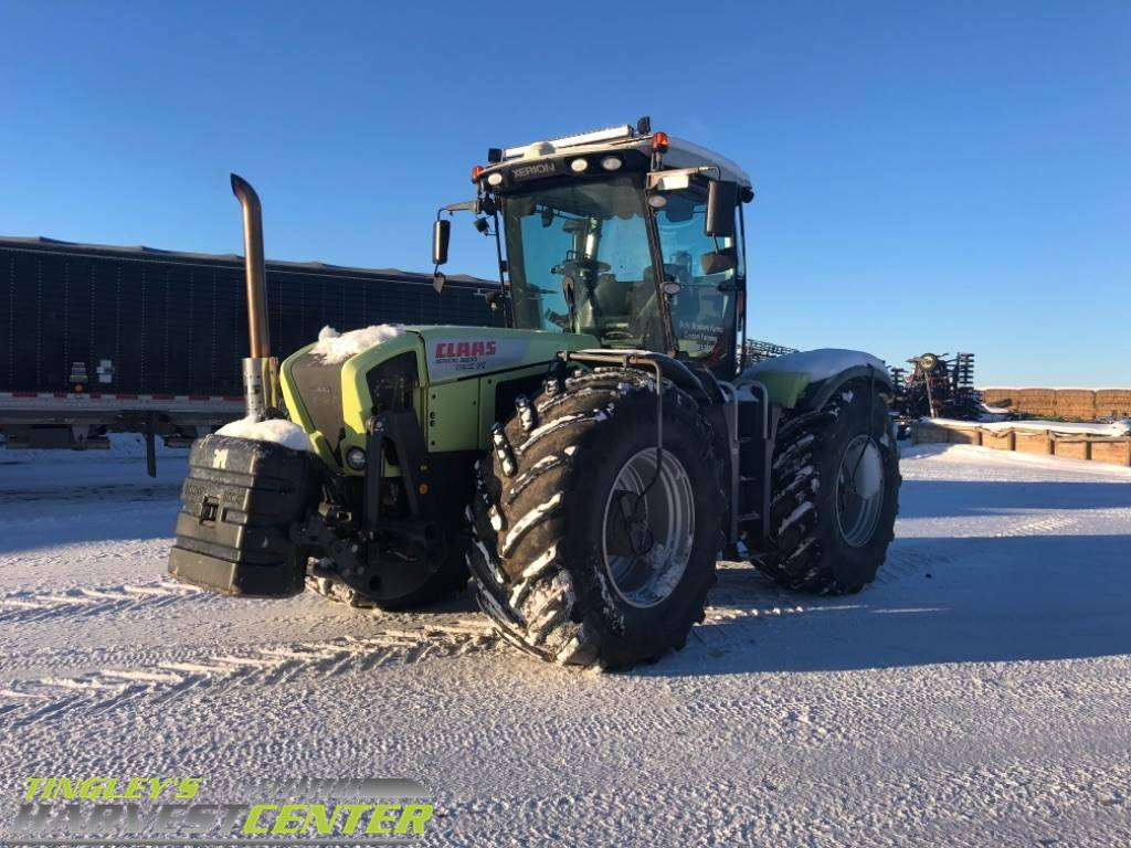 CLAAS Xerion 3800, Tractors, Agriculture
