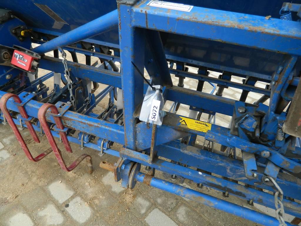 Fiona Saxonia SD-977/3, Sējmašīnas, Lauksaimniecība