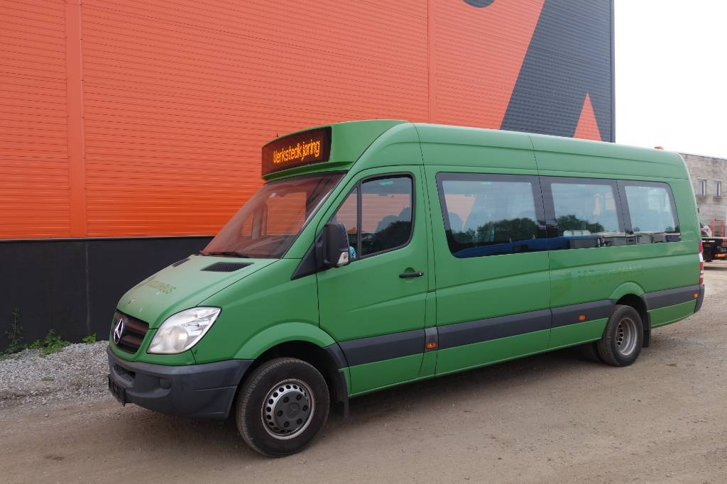 Mercedes-Benz Sprinter, Mini buses, Trucks and Trailers