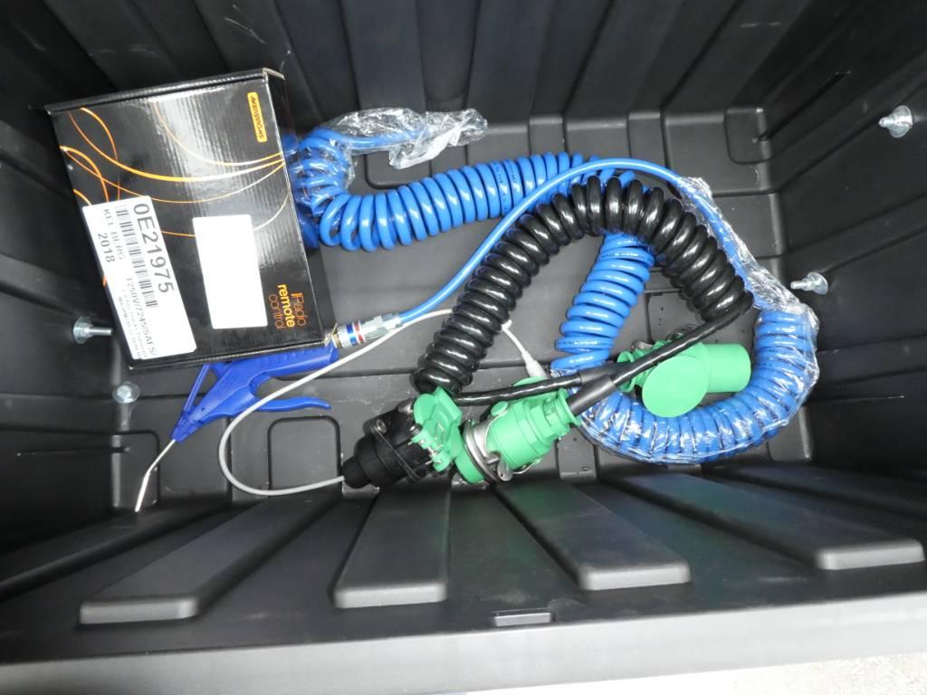 Kel-Berg T250K Asfalt Semi - Splitkapell - Leveringsklar, Andre hengere, Transport