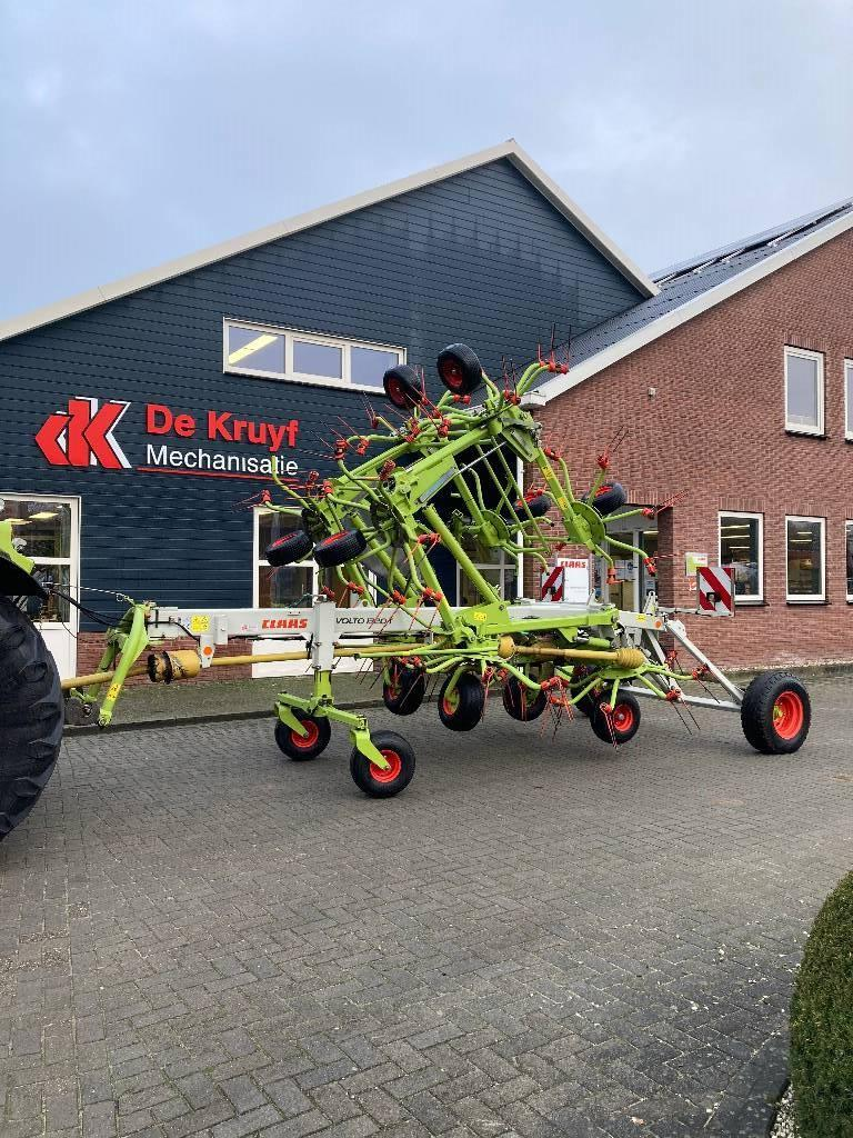 CLAAS Volto 1320 T, Rakes and tedders, Agriculture