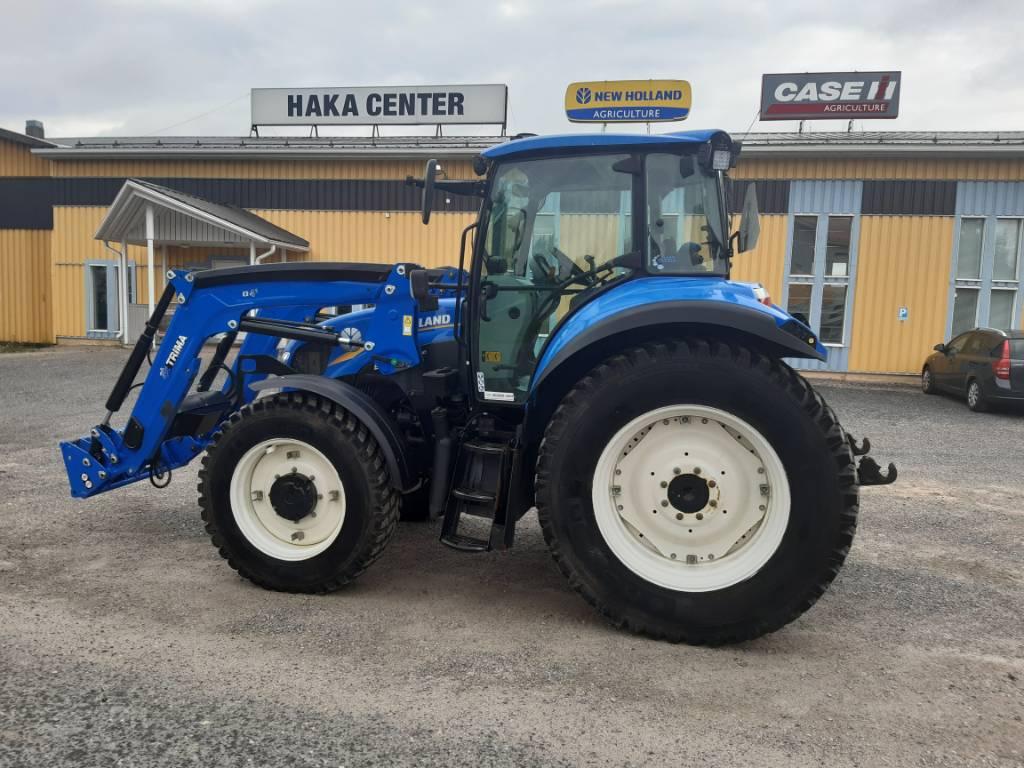 New Holland T5.115, Traktorit, Maatalous