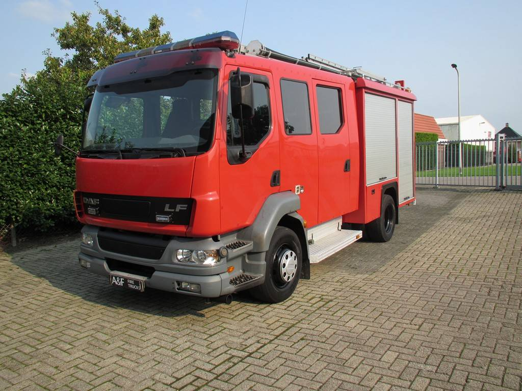 DAF LF Ziegler, Fire trucks, Transportation