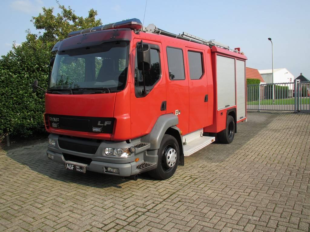 DAF LF Ziegler, Camiones de Bomberos, Transporte