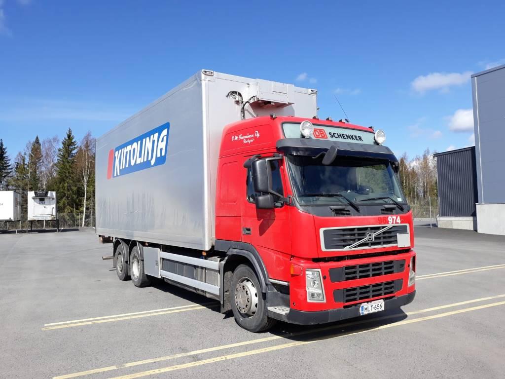 Volvo FM9 380, Umpikorikuorma-autot, Kuljetuskalusto