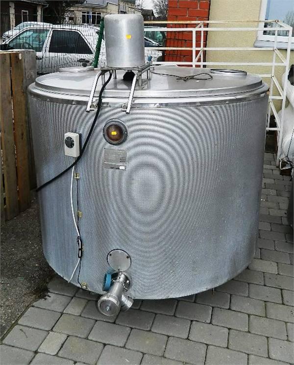 Wedholms DF713, Piena dzesētāji, Lauksaimniecība