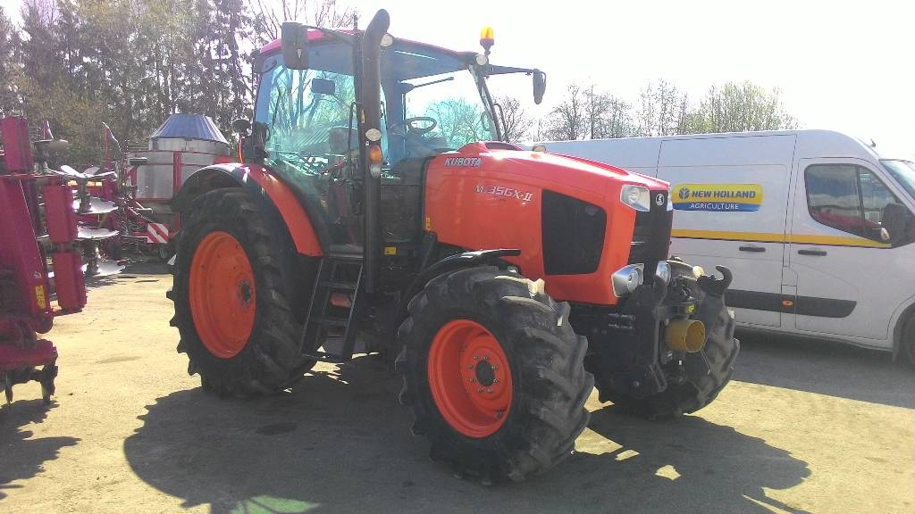 Kubota M135GX, Traktorid, Põllumajandus