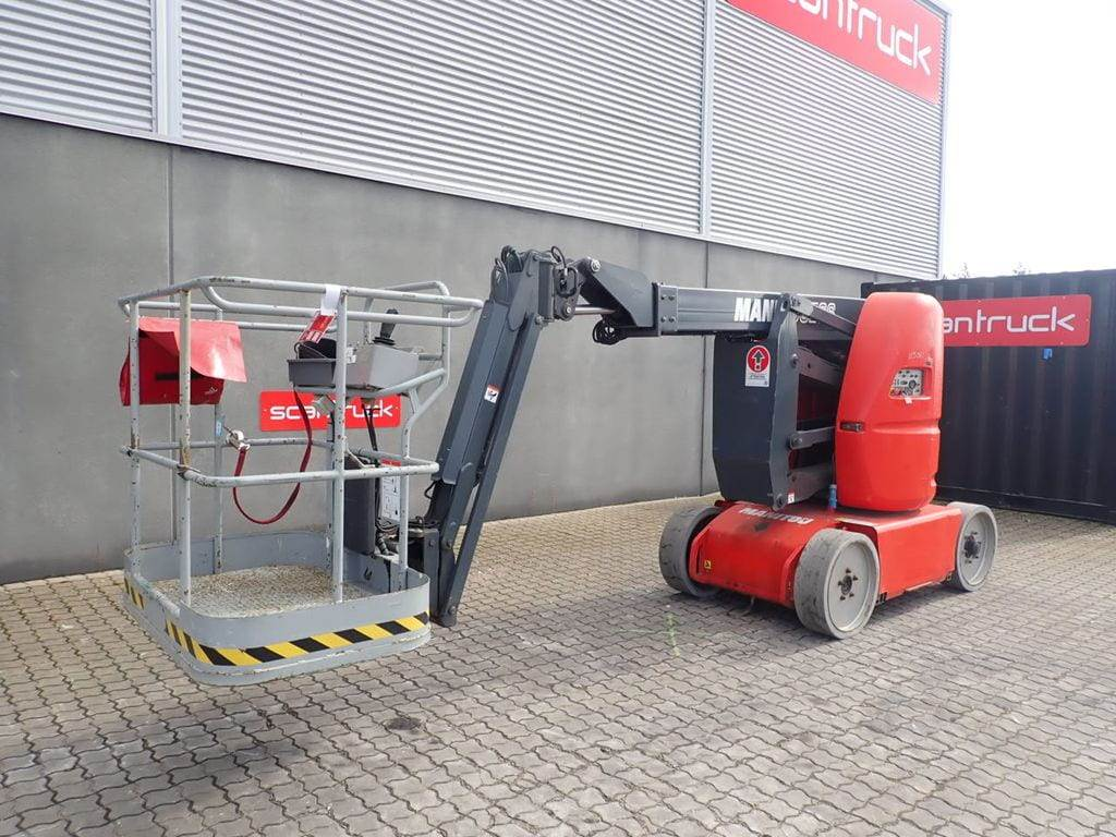 Manitou 120AETJ C 3D, Articulated boom lifts, Construction Equipment