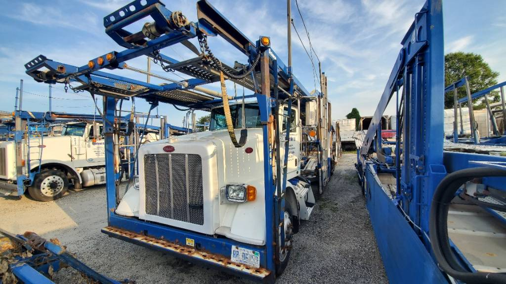 10360 Peterbilt 365, Car Haulers, Trucks and Trailers