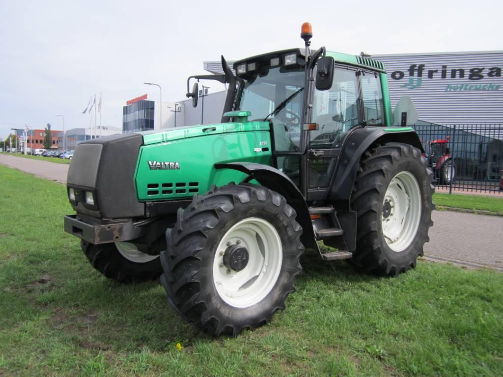 Valtra 8150 - 2289, Tractoren, Landbouw