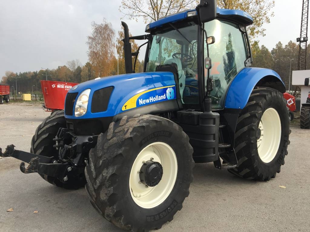 New Holland T 6070 6080