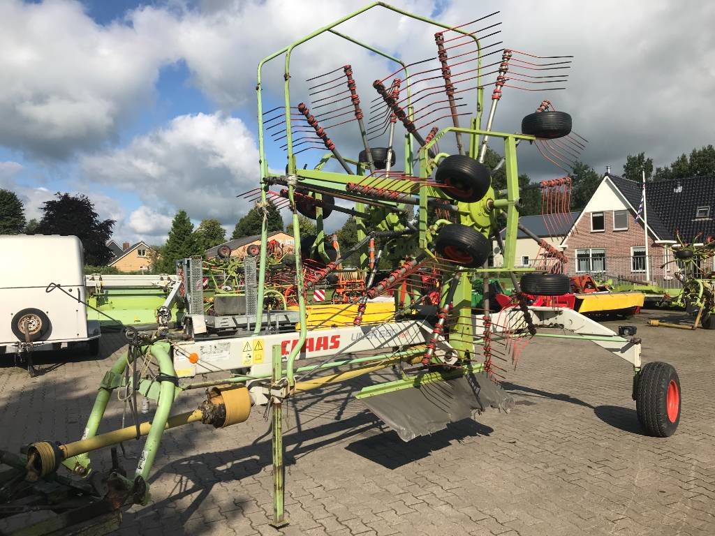 CLAAS Liner 680, Swathers \ Windrowers, Agriculture