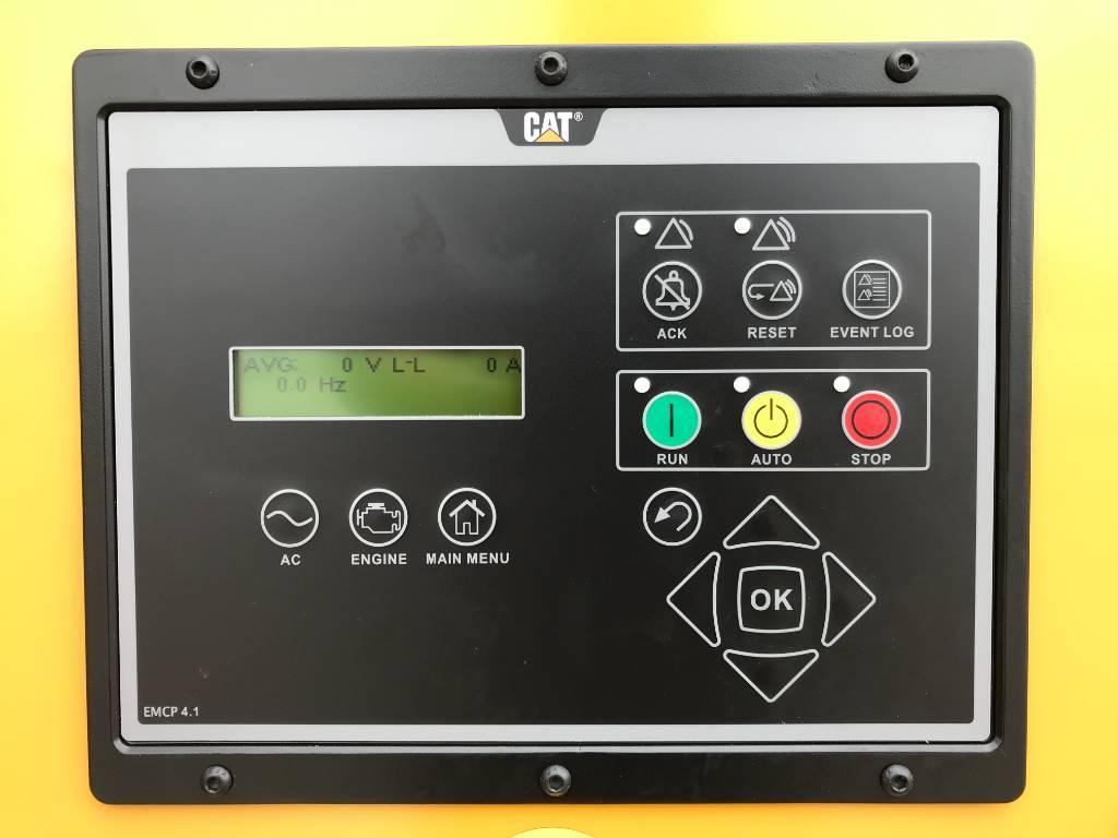 Caterpillar DE200E0 - 200 kVA Generator - DPX-18017, Diesel generatoren, Bouw