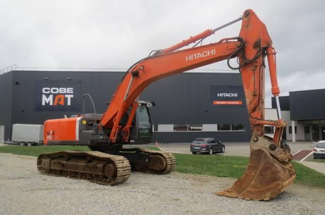 Hitachi ZX 280 L-3, Crawler Excavators, Construction Equipment