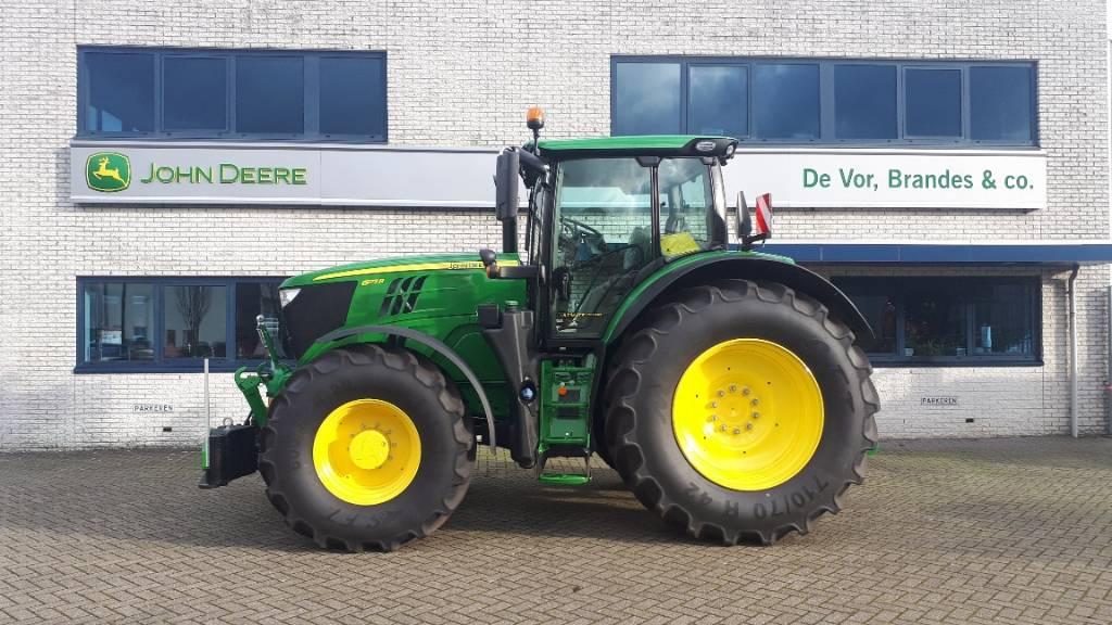 John Deere 6175 R, Tractoren, Landbouw