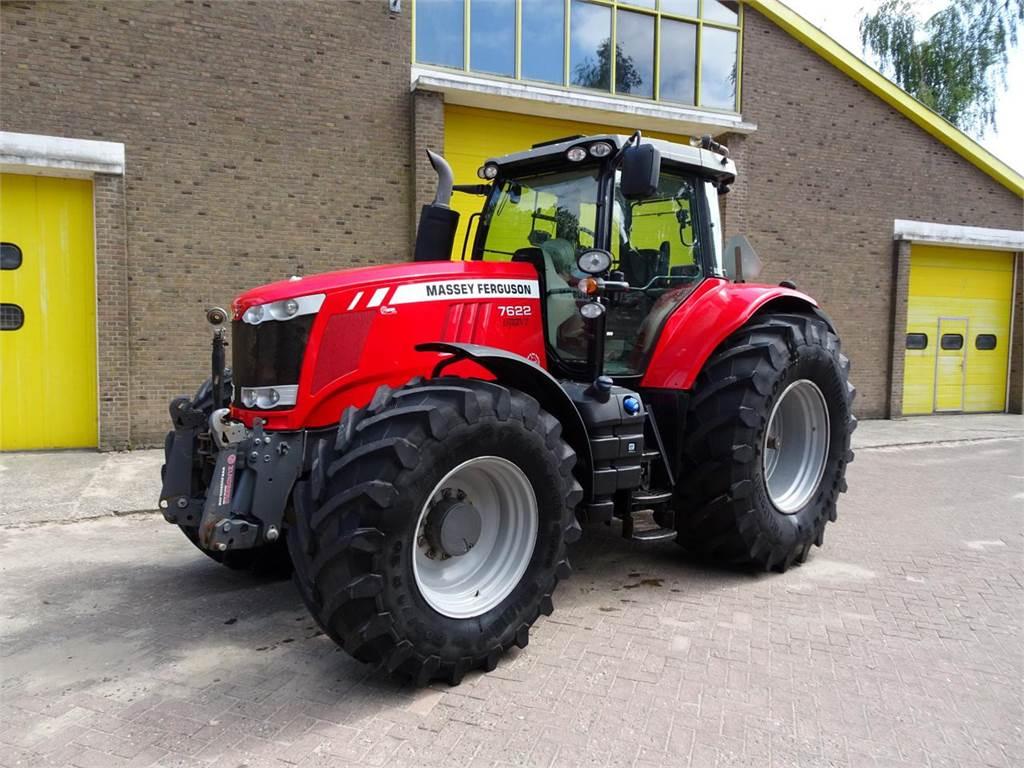 Massey Ferguson 7622 DYNA-VT, Tractoren, Landbouw