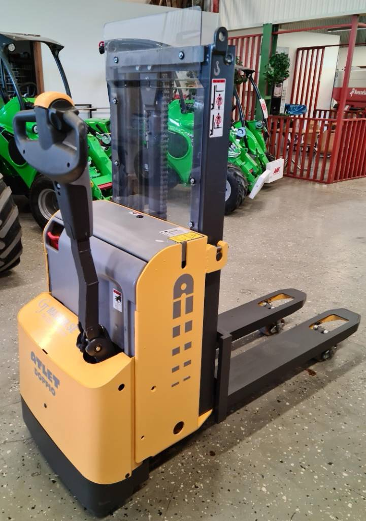 Atlet PSD125 - 1650 kg, Staplare-led, Materialhantering