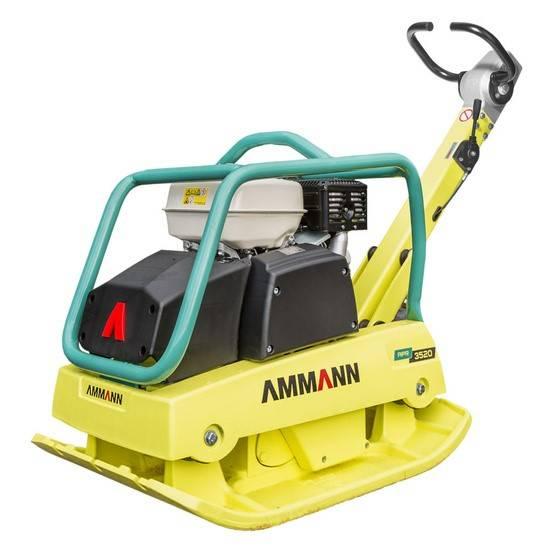 Ammann APR 3520 - 286 kg padda, Markvibratorer, Entreprenad