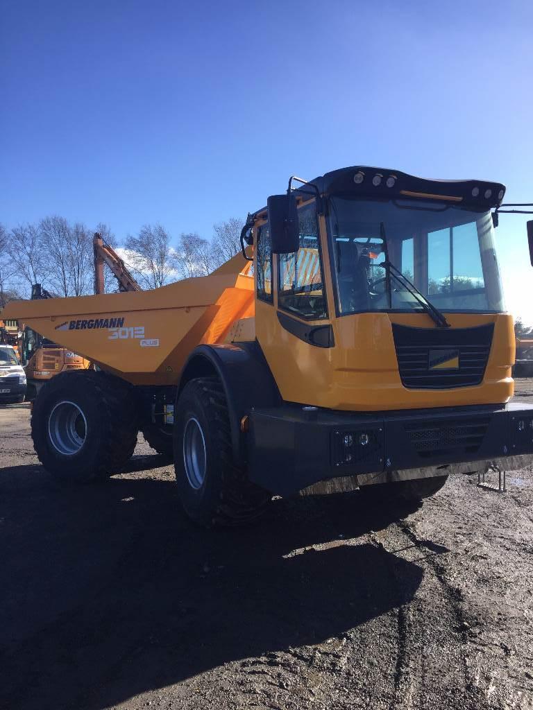 Bergmann 3012R, Articulated Dump Trucks (ADTs), Construction