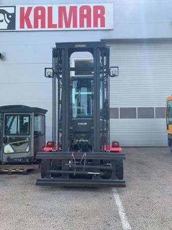 Kalmar DCG80-6, Diesel trucks, Material Handling