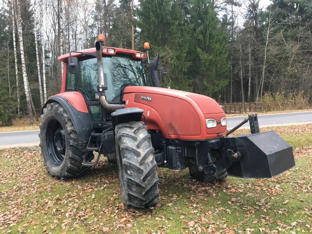 Valtra T160, Traktorit, Maatalouskoneet