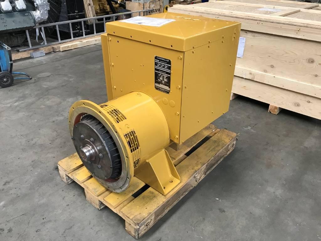 Caterpillar SR4B - Gen End - 131 kVa - Arr. 4W-8958, Generator Ends, Construction