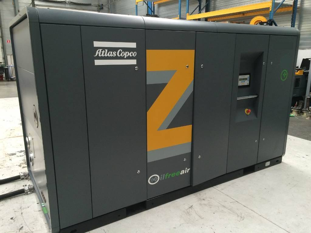 Atlas Copco ZR 132 FF, Compressors, Industrial