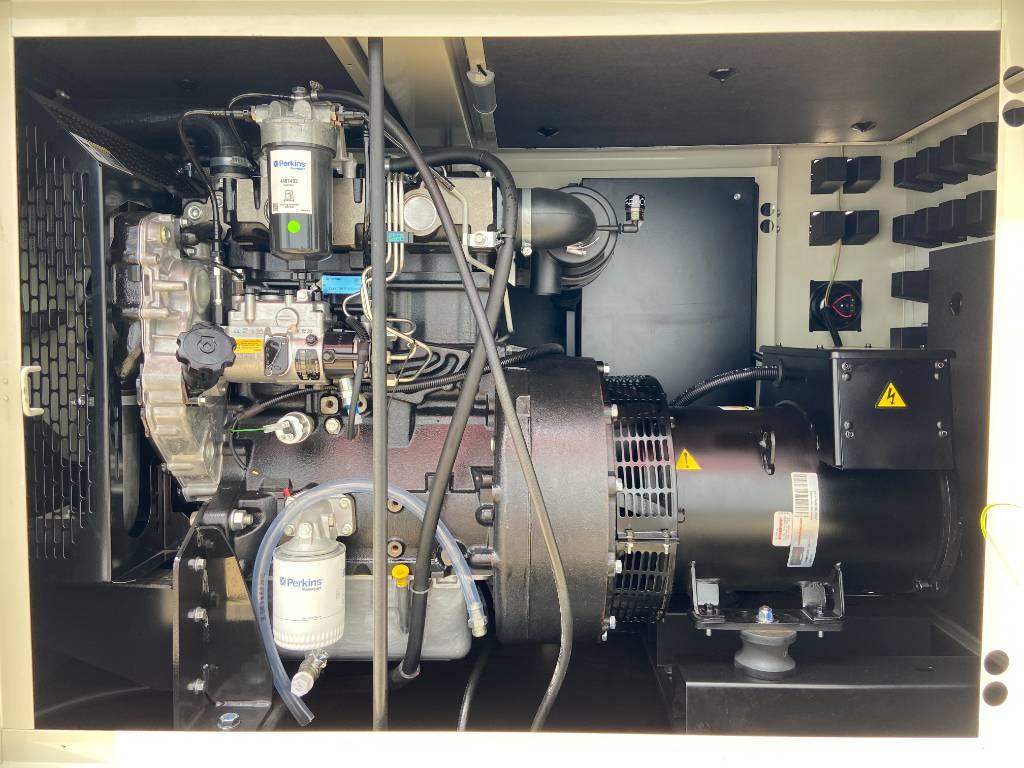 Perkins 1103A-33G - 33 kVA Generator - DPX-15702, Diesel generatoren, Bouw