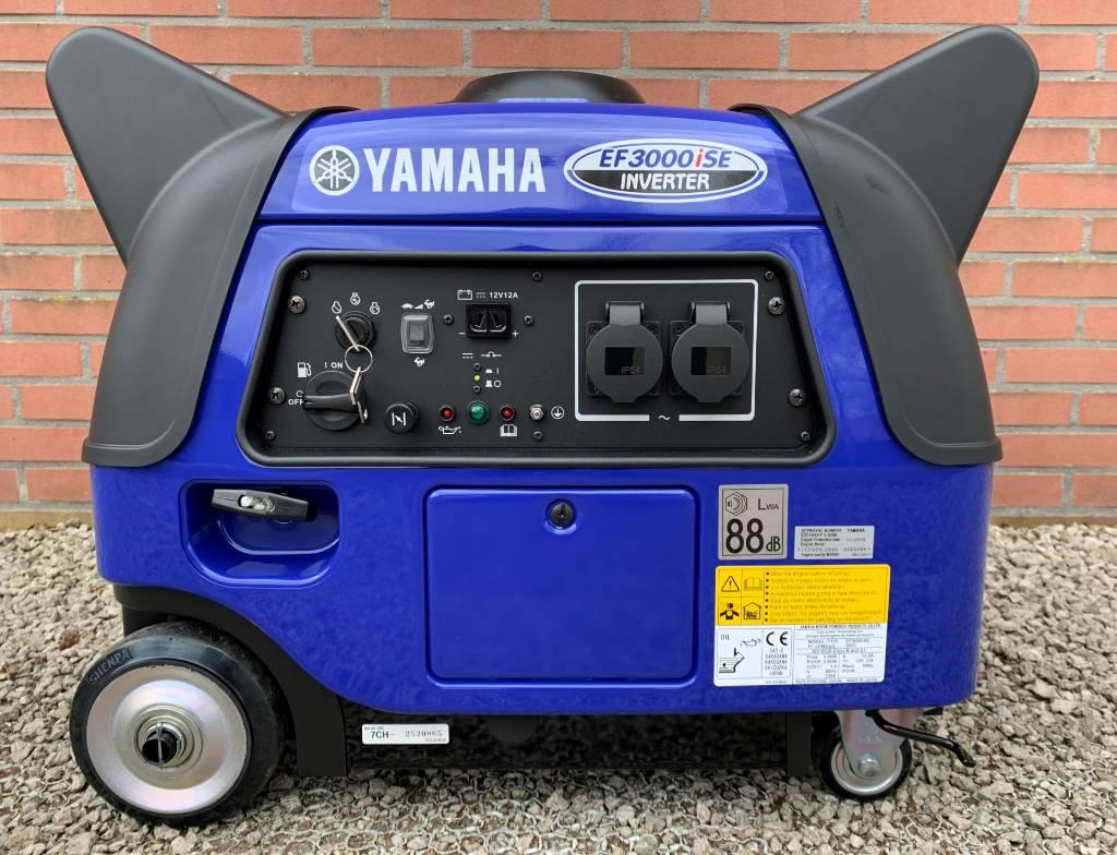 Yamaha EF3000iSE inverter Aggregaat 3 Kva, Generadores de gasolina, Construcción