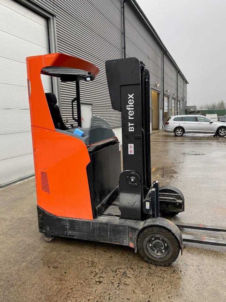 BT RRE160HR, Skjutstativtruck, Materialhantering