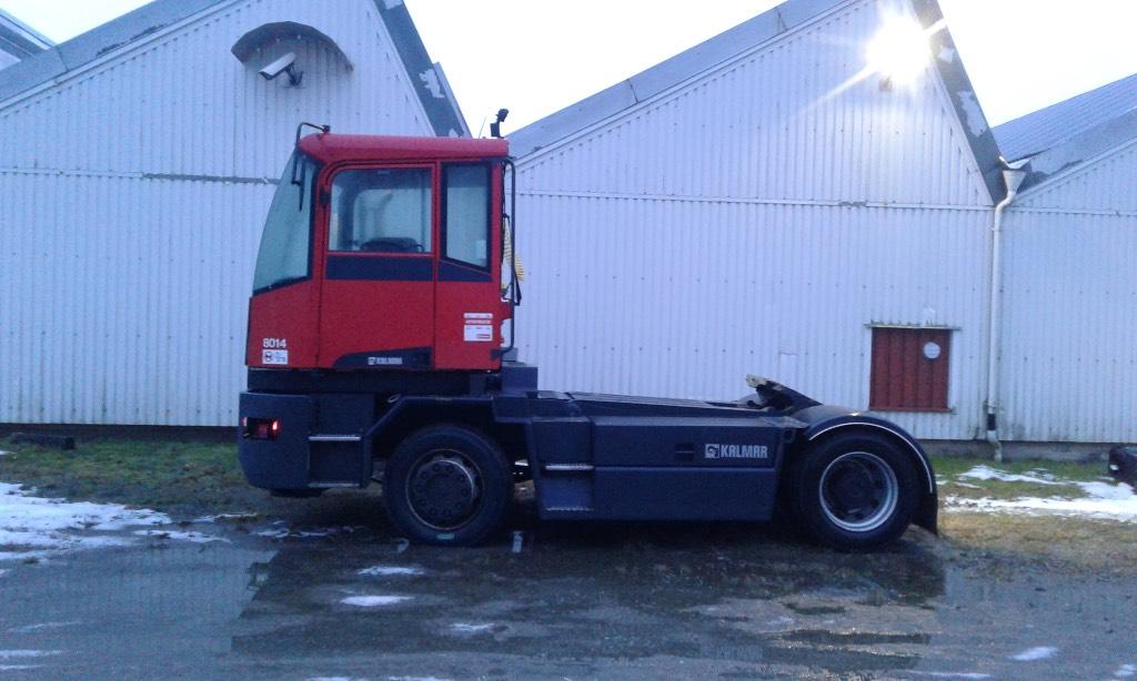Kalmar TR 618/kommer snart, Övriga, Materialhantering